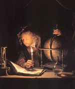 Astronomer By Candlelight Web2