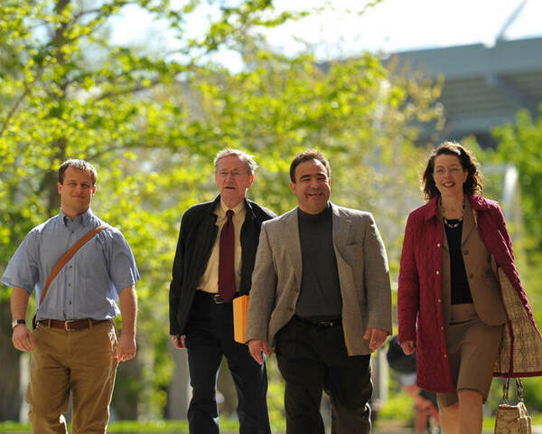 NDIAS Group Walking Campus