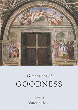Cover of Dimensions of Goodness