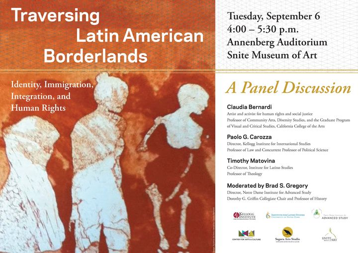 Traversing Latin American Borderlands