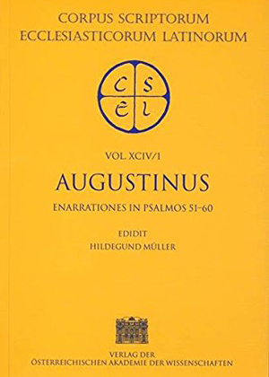 Augustinus: Enarrationes in Psalmos 51–60