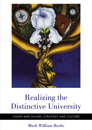 Cover of Realizing the Distinctive University