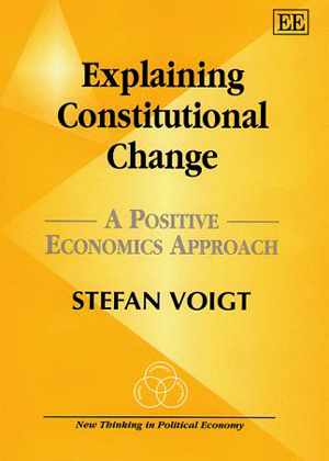 Explaining Constitutional Change