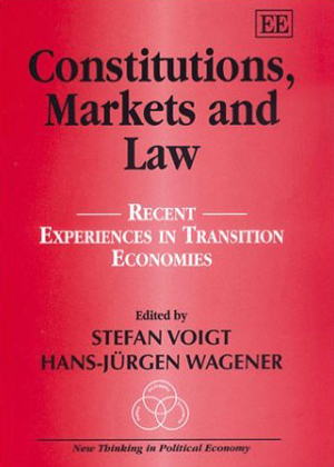 Constitutions, Markets and Law