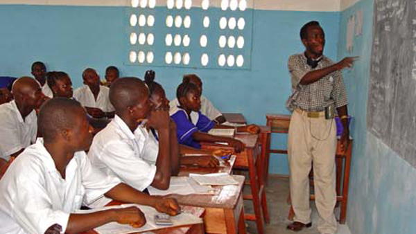 Secondary School in Sierra Leone