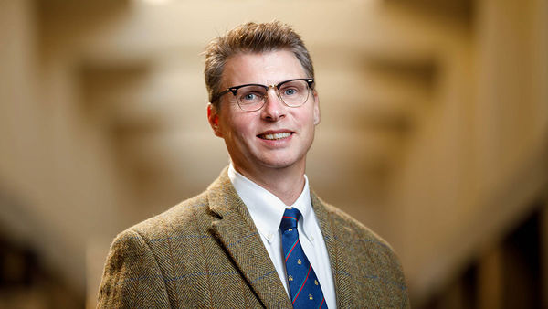 NDIAS Fellow and Historian Patrick Griffin Appointed Director of Keough-Naughton Institute for Irish Studies