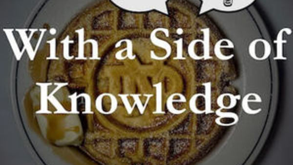 With a Side of Knowledge podcast features Oxford's Harvey Brown