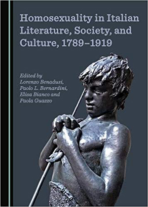 Homosexuality in Italian Literature, Culture, and Society