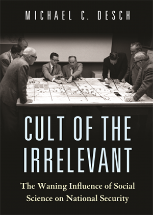Cover of Cult of the Irrelevant
