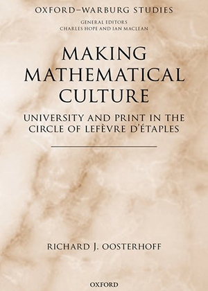 Making Mathematical Culture