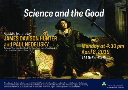 Science And The Good Poster Image