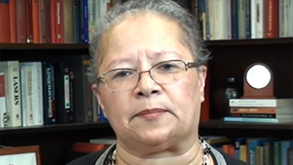 Distinguished Lecture: Elsa Barkley Brown, Associate Professor of History and Women's Studies