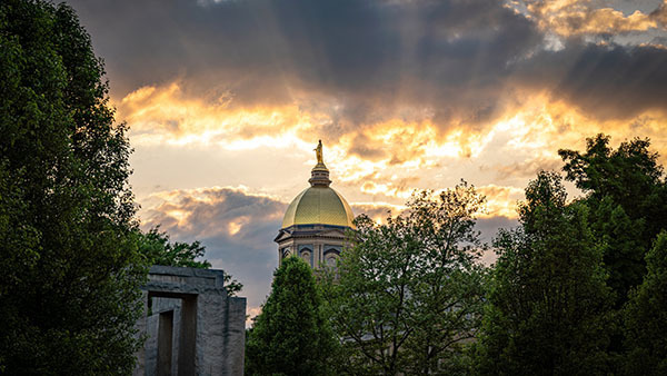 The Notre Dame Institute for Advanced Study launches new distinguished graduate fellowship program