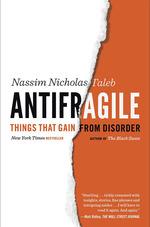 Antifragile Taleb Red Size